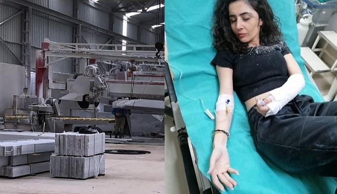 Maden Mühendisi Canan Tosun'u darp edip cinsel saldırı ile tehdit eden işveren Fatih Uygun tepkiler üzerine gözaltına alındı