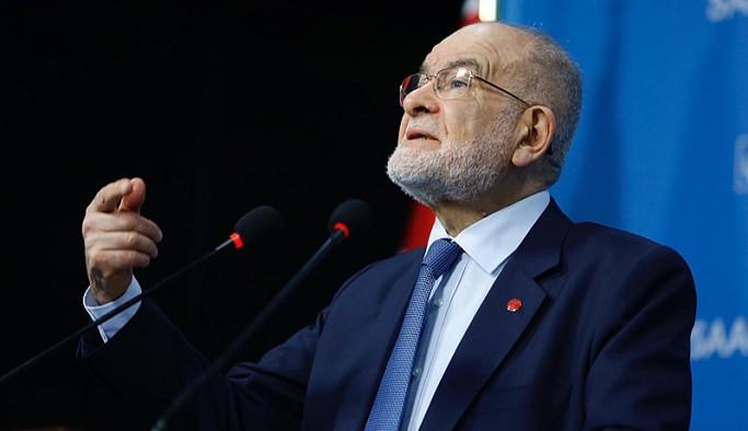 Karamollaoğlu'ndan Erdoğan'a Gare sorusu: Bu harekât niçin yapıldı?