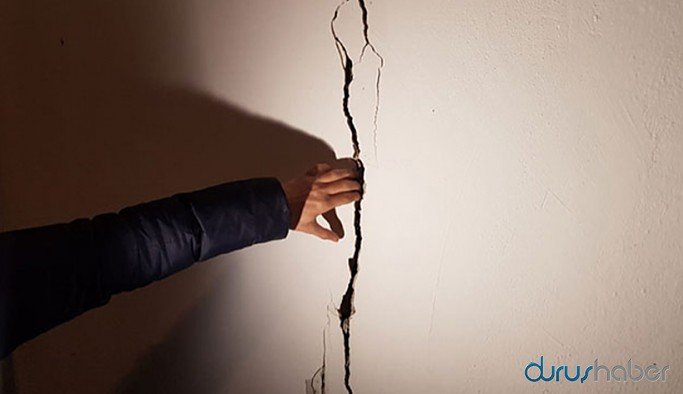 Kayseri'de 4,6 büyüklüğünde deprem: Maddi hasar var