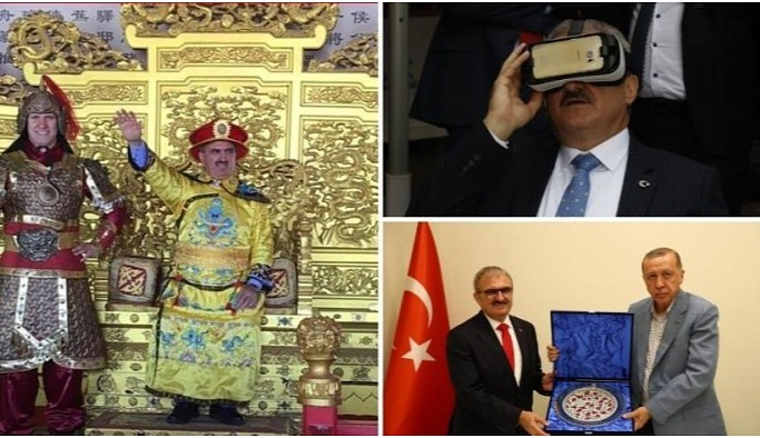 Kayyımın ihaleleri bu kez Konya ve Ankara'ya