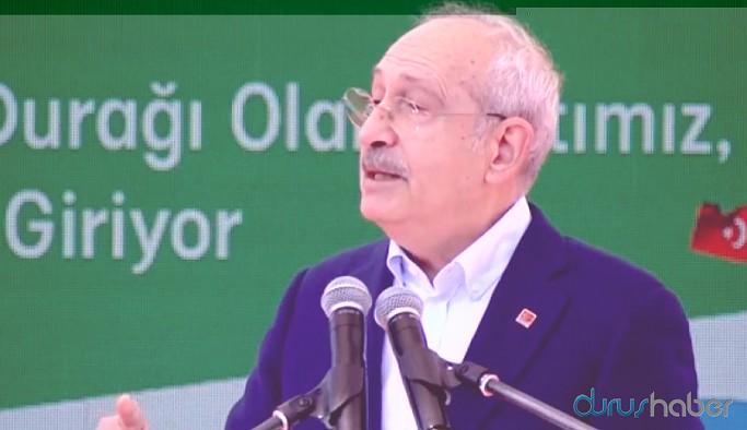 Kılıçdaroğlu: Belediyelerimizde hesap vermeye başlattık, iktidarda da bunu yapacağız
