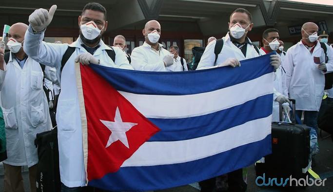 Küba'nın geliştirdiği ilaç iki ağır Covid-19 hastasını tamamen iyileştirdi