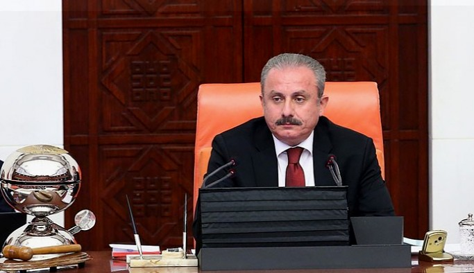 Meclis Başkanı Şentop'tan Başsavcılığın Enis Berberoğlu kararına ilk yorum