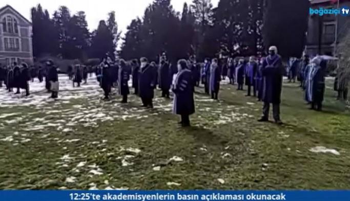 Öğrenciler Boğaziçi TV'yi kurdu