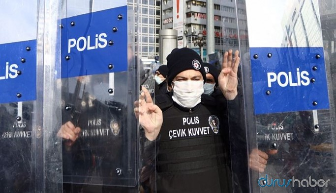 Polisten gözaltındaki öğrenciye saldırı: Devletin polisine kaşlarını çatamazsın, seni buraya gömerim