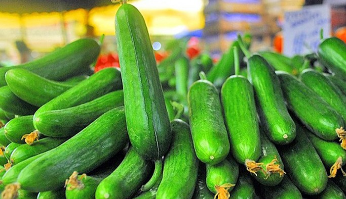Salatalık yüzde 52.3, kabak yüzde 35.3 zamlandı
