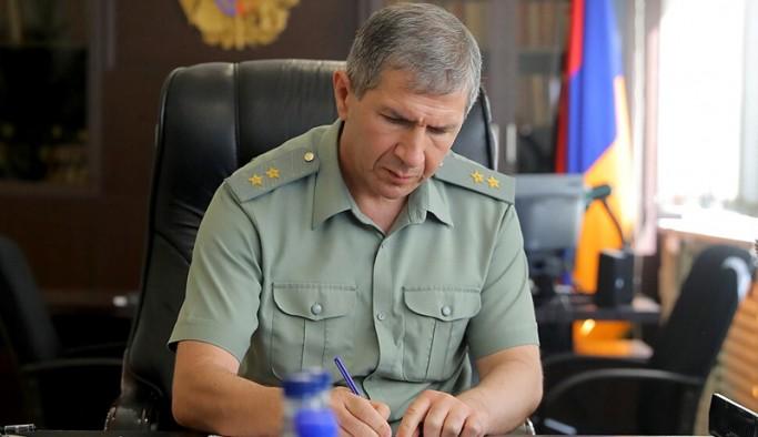 Sarkisyan, Paşinyan'ın Genelkurmay Başkanı'nın görevden alınma talebini reddetti