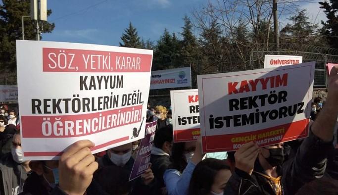 Sinemanın usta isimlerinden Boğaziçi direnişine destek: Halil Ergün, Ercan Kesal, Nur Sürer...