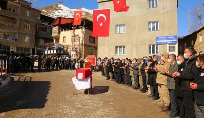 Şırnaklı korucu Federe Kürdistan Bölgesi'nde öldü