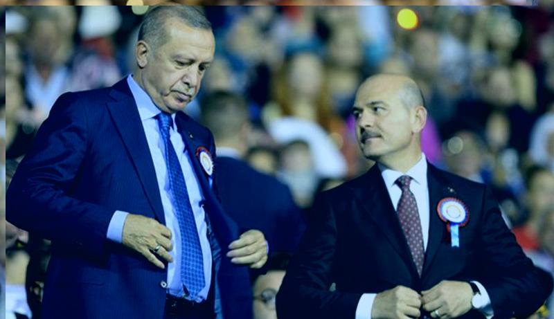 'Soylu, Erdoğan'ı zor durumda bırakmak istiyor olabilir'