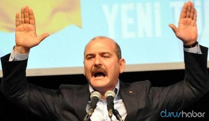 Süleyman Soylu: Şimdi diyor ki 'Siz kayyum rektör atadınız' bir kere bu faşist bir yaklaşım