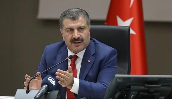 Türkiye'de Koronavirüs nedeniyle 66 kişi daha hayatını kaybetti