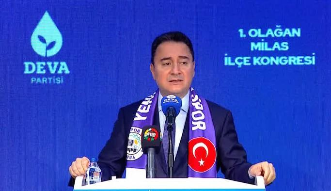 Babacan'dan iktidara 'İstanbul Sözleşmesi' tepkisi: Kadınların yakasından düşün