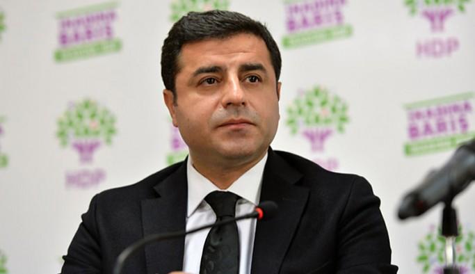 Demirtaş'tan 'Barış' açıklaması