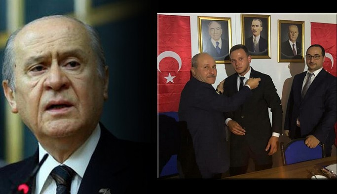 Devlet Bahçeli'den İbrahim Zarap'ın MHP'ye üye olduğu fotoğrafa ilk yorum