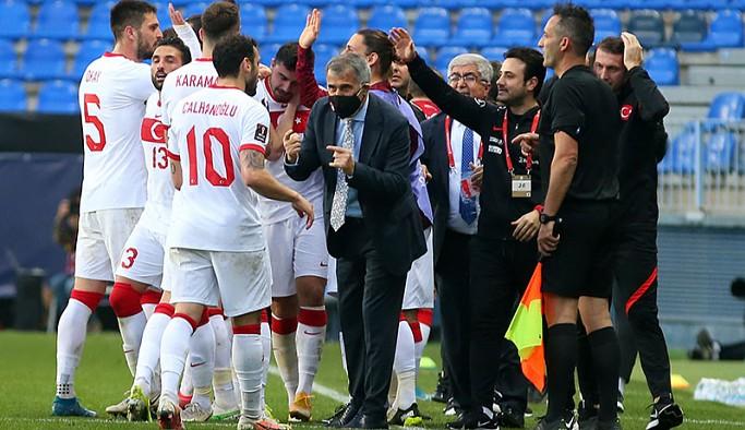 Dünya Kupası Avrupa elemelerinde avantaj: Türkiye: 3 Norveç: 0