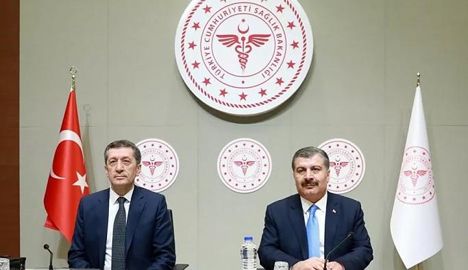 Fahrettin Koca ile tartışan Ziya Selçuk'un istifa edeceği iddia edilmişti! MEB'den açıklama