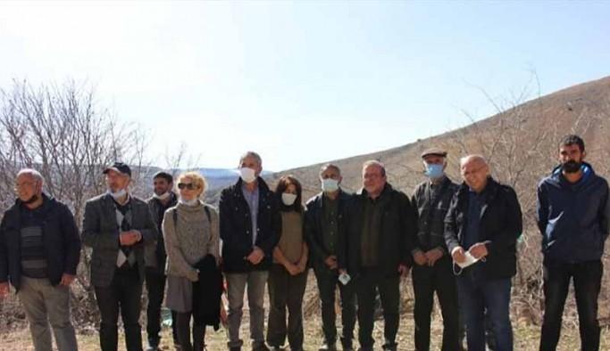 HDP'li Kemal Bülbül: En büyük maden insanın doğa ile ilişkisidir