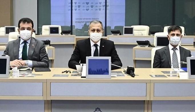 İBB Başkanı İmamoğlu ve Vali Yerlikaya'dan 'mavi kategori' açıklaması