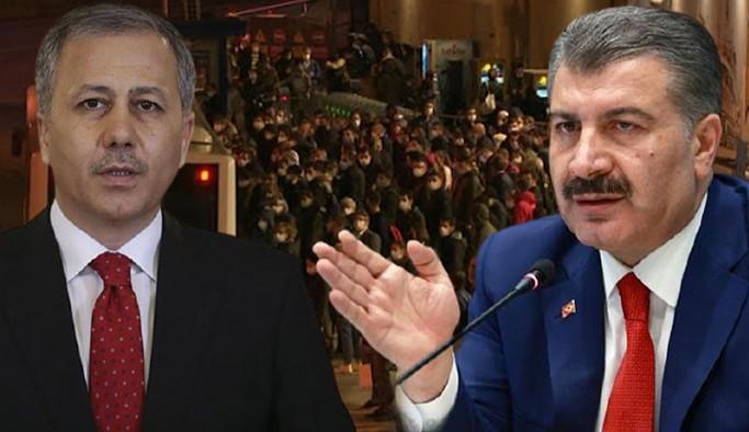 İstanbul'da kısıtlamasız ilk hafta sonu: Bakan ve Vali'den uyarı