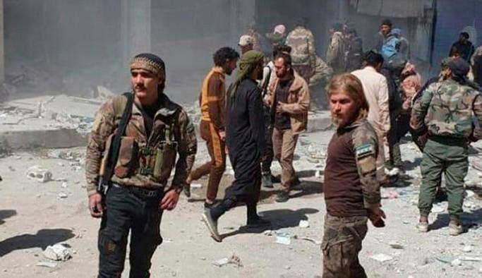 Rasulayn'da bomba patladı: 4 yaralı
