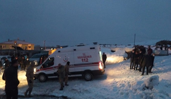 Tatvan'da helikopter düştü: Aralarında Korgeneral Osman Erbaş'ın da olduğu 10 asker yaşamını yitirdi