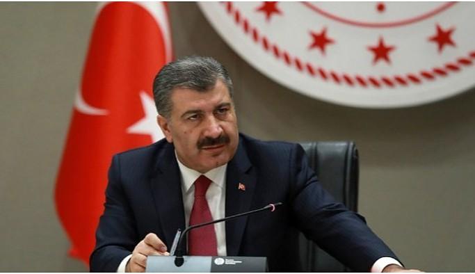 Türkiye'de koronavirüsten 69 kişi daha hayatını kaybetti