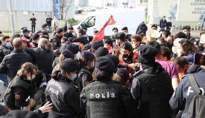1 Mayıs açıklamasında gözaltına alınan gazeteci ve işçiler serbest bırakıldı