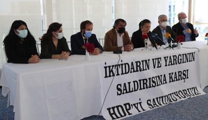12 hukuk örgütünden 'Kobanê Davası' açıklaması: HDP'yi kapatmaya destek davası