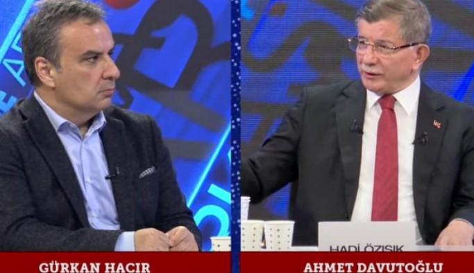 Ahmet Davutoğlu'ndan Erdoğan ve Doğu Perinçek ile ilgili çok konuşulacak iddia