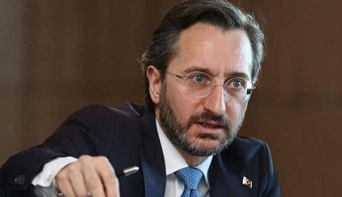 AKP'den Fahrettin Altun'a statü: Siyasi memur