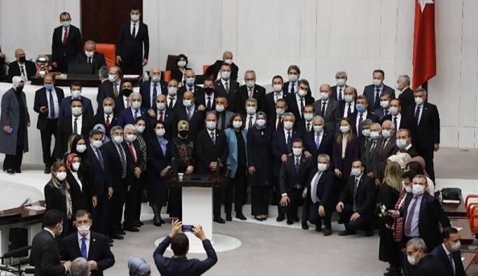 AKP'yle ilgili 'yargı ve dokunulmazlık' raporu hazırlandı