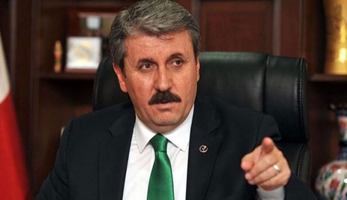 BBP Genel Başkanı Destici: Türk milletinin tarihin hiçbir döneminde Kürt sorunu olmamıştır