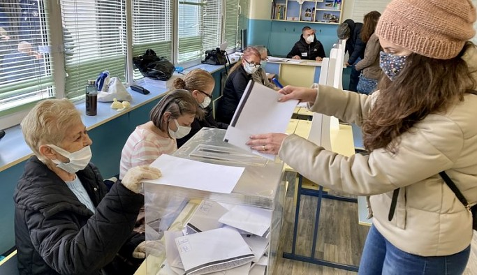 Bulgaristan'daki genel seçimde zafer Boyko Borisov'un oldu