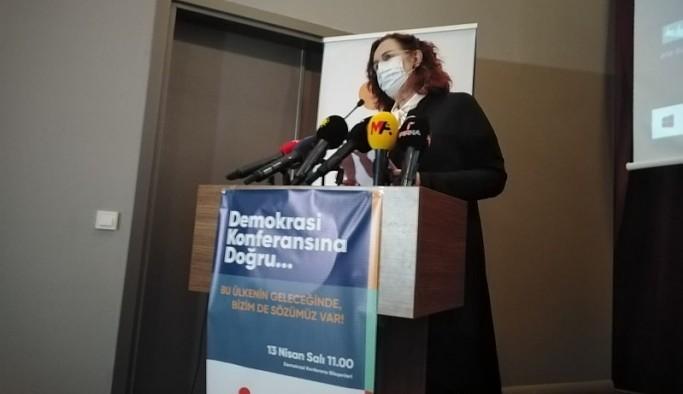 'Büyük Demokrasi Konferansı'na doğru: Türkiye'de her taşı yerinden oynatacağız