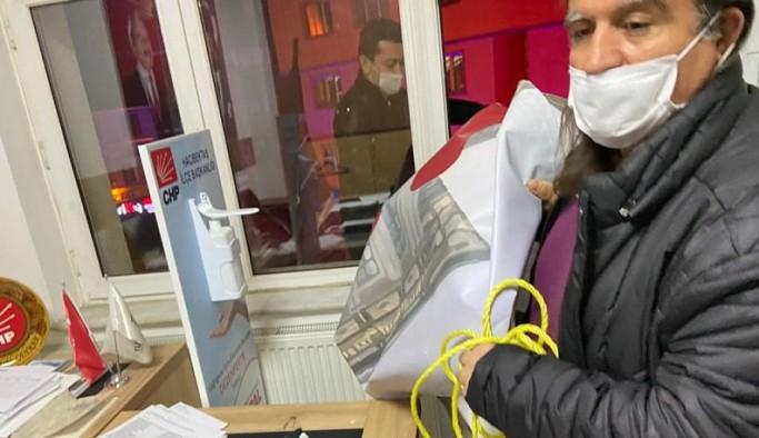 CHP Nevşehir İl Başkanlığı'na polis baskını! İl başkanı evinde gözaltına alındı