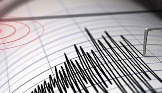 Datça'da yine deprem