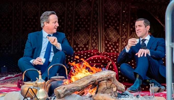 David Cameron için verilen soruşturma önergesi reddedildi