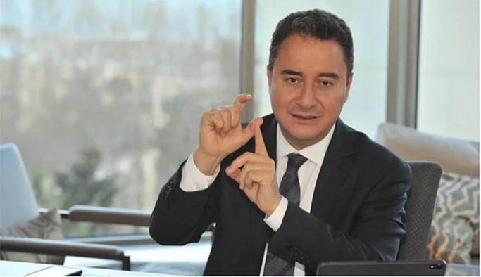 DEVA Partisi Genel Başkanı Ali Babacan: Türkiye ekonomisinden asla ümit kesmeyin