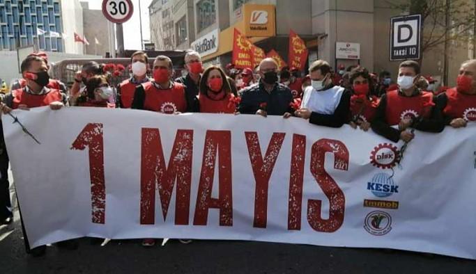 DİSK Genel Başkanı Çerkezoğlu: Tam kapanma yok, sınıfsal ayrımcılık var