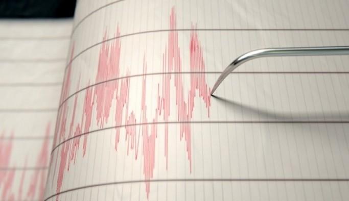 Ege'de Muğla açıklarında 5.1 büyüklüğünde deprem