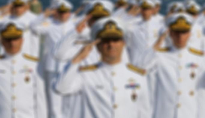 Elektronik kelepçe takılan 4 emekli amiral hakkında karar