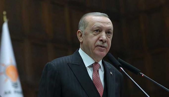 Erdoğan açıkladı: Geçen yıl hane başına verilen 1000 TL'lik nakdi yardım 1100 TL oldu