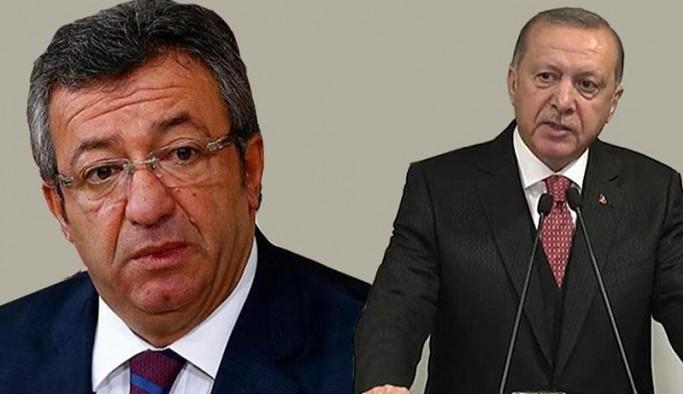 Erdoğan'dan CHP Grup Başkanvekili Engin Altay hakkında suç duyurusu