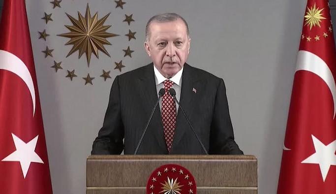 Erdoğan: İnsanlarımız iş, aş bulmak için Avrupa'ya gitmek zorunda kalırdı, bu tablo tersine döndü