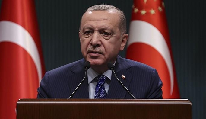 Erdoğan açıkladı: Türkiye 3 haftalık tam kapanmaya gidiyor, işte detaylar!
