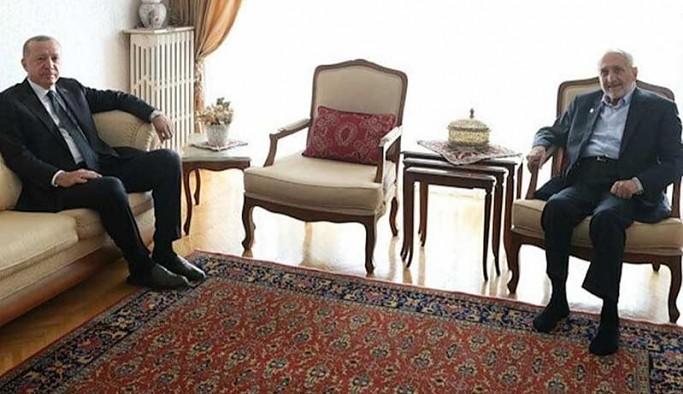 Erdoğan'la görüşen Asiltürk'ün Milli Gazete yazarının işine son verdiği iddia edildi