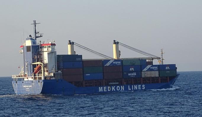 Fransa, Türkiye şirketine ait gemiyi durdurarak aradı