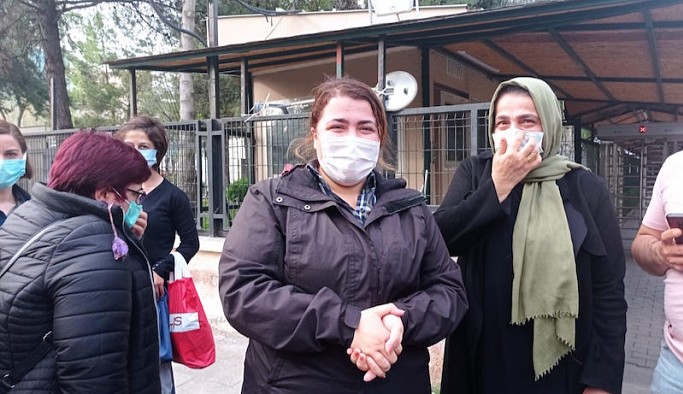 Gazeteci Beritan Canözer serbest bırakıldı
