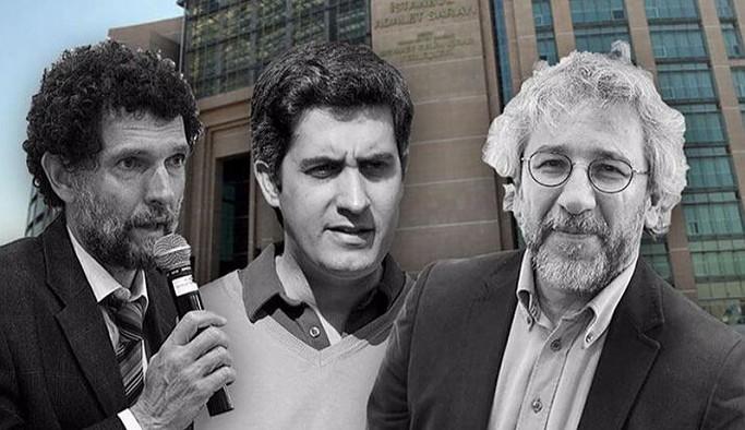 Gezi Davası'nda birleştirme kararı: Can Dündar ile birlikte 7 kişi ana davaya eklendi